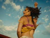 """AMERICAN HONEY"" (2015 feature film directed by Andrea Arnold)"