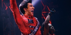 """LEEHOM WANG'S OPEN FIRE CONCERT FILM"" (2014 feature film directed by Homeboy Music)"