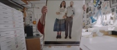 """THE B-SIDE: ELSA DORFMAN'S PORTRAIT PHOTOGRAPHY"" (2016 feature film directed by Errol Morris)"