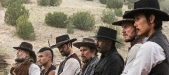 """THE MAGNIFICENT SEVEN"" (2015 feature film directed by Antoine Fuqua)"