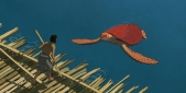 """THE RED TURTLE"" (2016 animated feature film directed by Michael Dudok de Wit)"